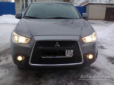 Mitsubishi ASX кроссовер | купить новый или б/у, фото и